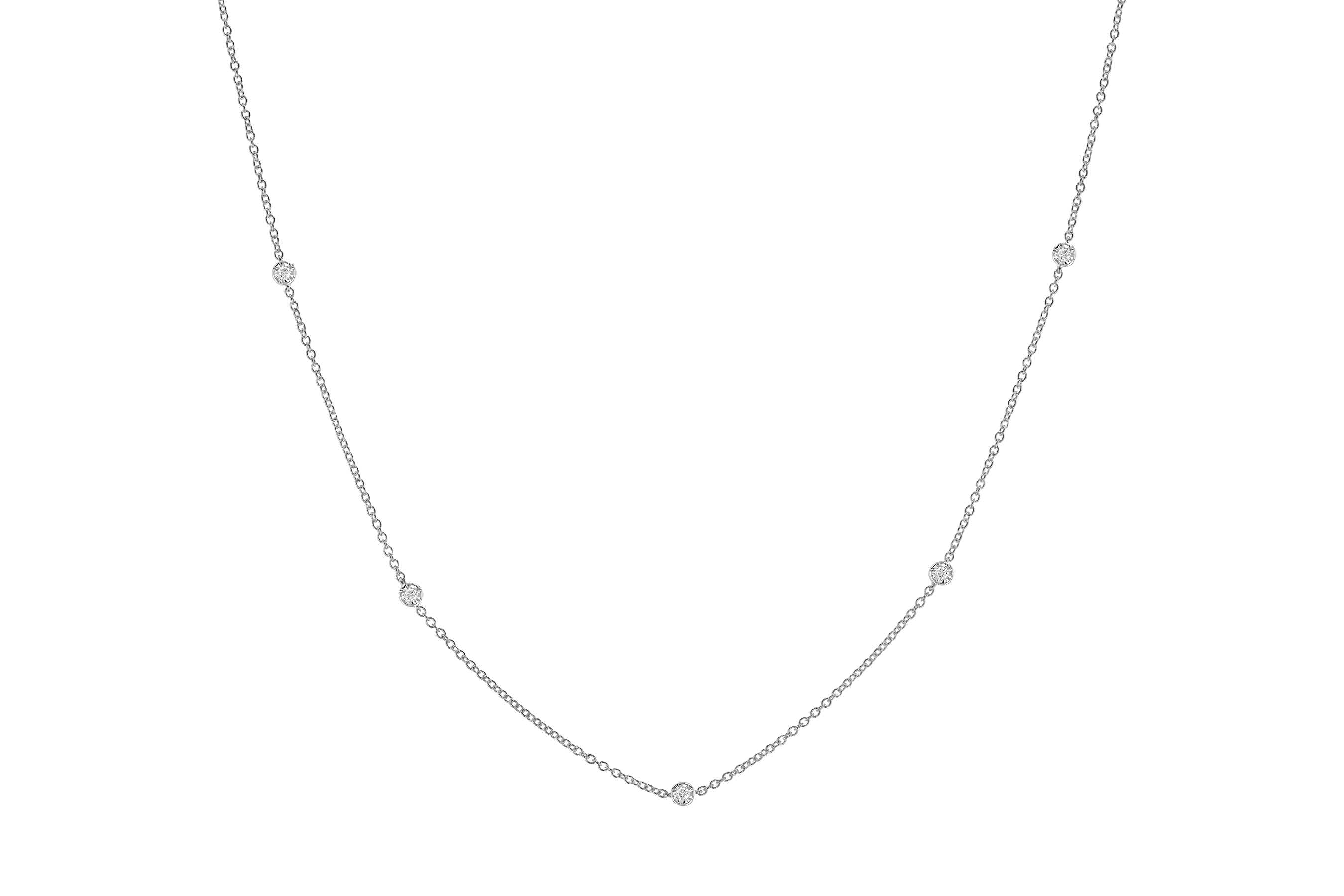 "H272-85240: NECK .25 TW 18"" 9 STATIONS OF 2 DIA (BOTH SIDES)"